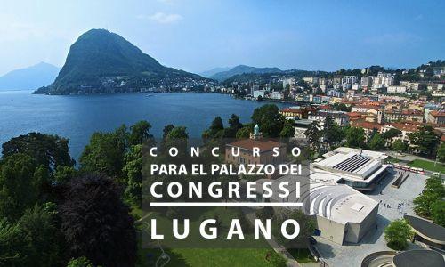 Jury for the Congress Plaza Project. Lugano, Switzerland