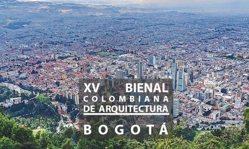 Jury of the XV Colombian Architecture Biennial. Bogota, Colombia