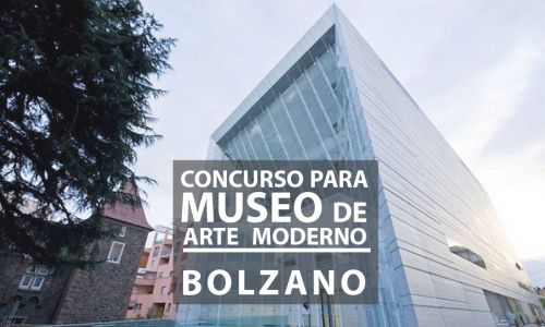Jury for the contest for Museum of Modern Art. Bolzano, Italy