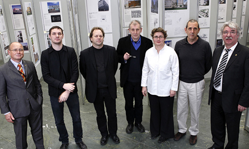 Jury for the European Conference of Leading Architects (ECOLE) Award for the use of plaster in Architecture
