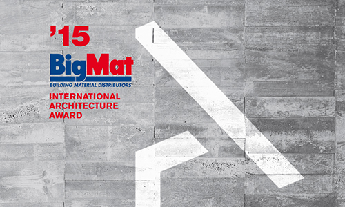BigMat'15 International Architecture Award