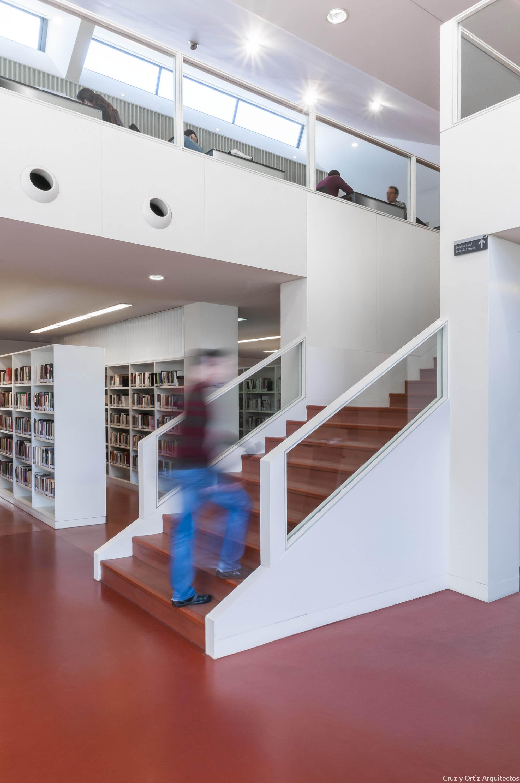 Cruz y Ortiz Arquitectos | Biblioteca Infanta Elena de Sevilla ...