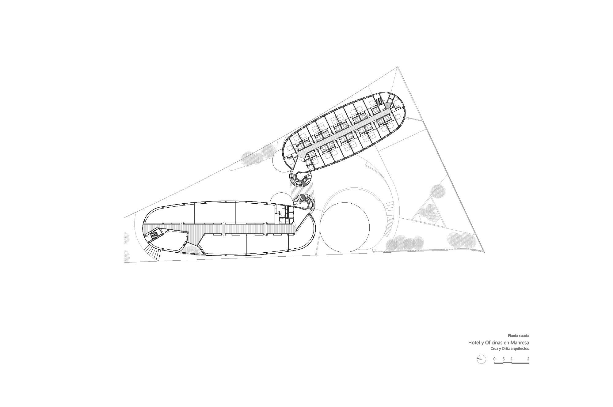 Cruz y Ortiz Arquitectos | 106-05_CYO_14-planta-cuarta
