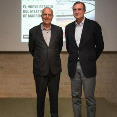 Conferencia de antonio cruz en el colegio oficial de arquitectos madrid cruz y ortiz arquitectos - Colegio oficial arquitectos madrid ...